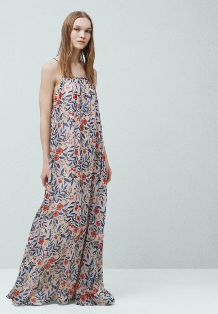 sale retailer 27e9f f1086 Sommerkleider und Tuniken rufen die Flowerpower wieder ins Leben