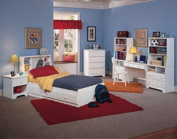 Kinderzimmer teppich verlegen und dem kinderzimmer for Teppichboden jugendzimmer