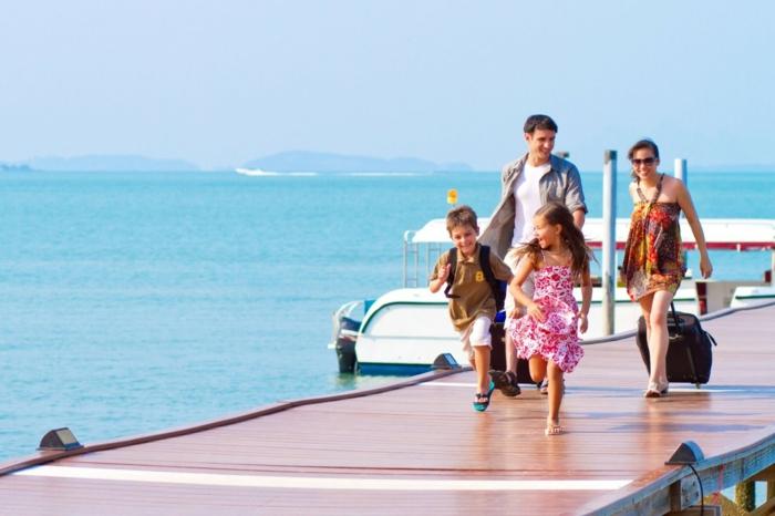 traumurlaub kreuzfahrt reisen ganze familie