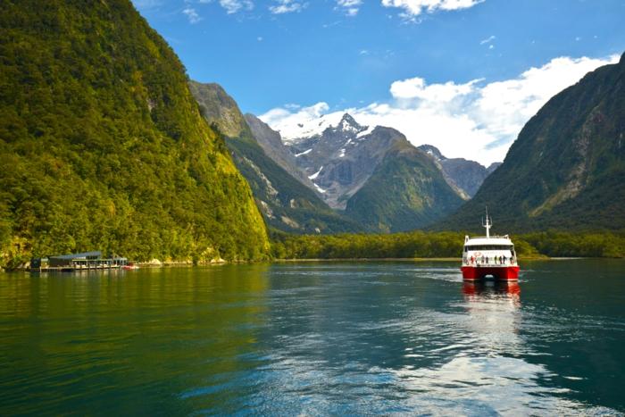 traumurlaub neuseeland besichtigen reisen reiseziele