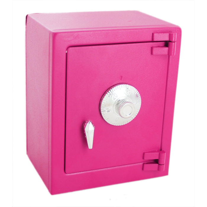 tresor kaufen mini krasses rosa