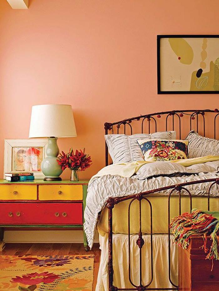 wandfarbe ideen schlafzimmer gestalten frboge möbel