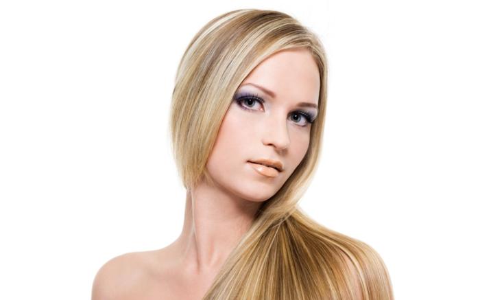 was tun gegen fettige haare haarmaske blondes haar lang