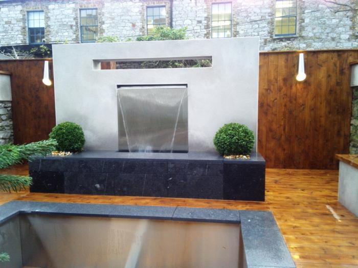 Wasserfall im Garten selber bauen - 99 Ideen, wie Sie die ...