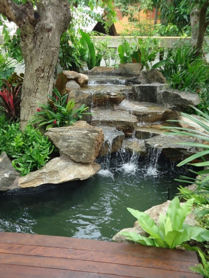 Gartenideen Mit Wasserfall – loansapps.info