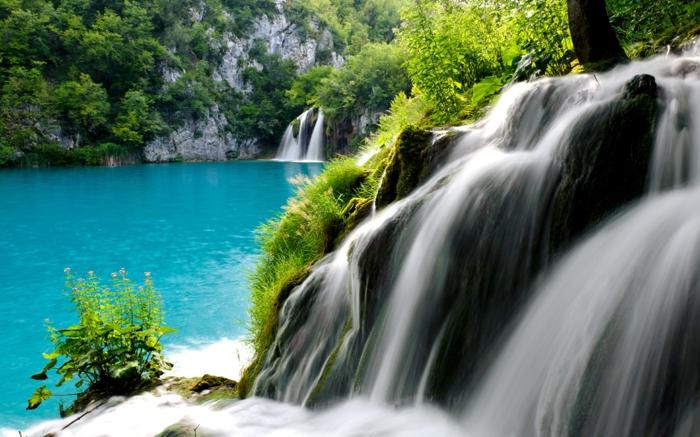 weltreisen europa kroatien reiseziel plitvicer seen