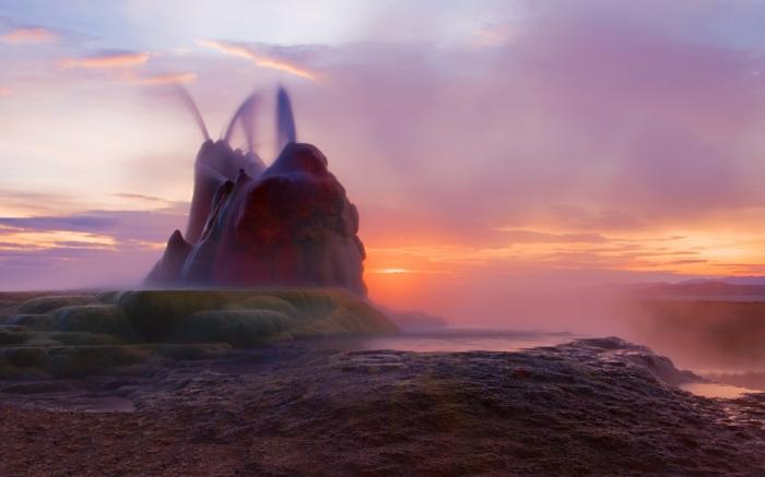 weltreisen usa fly ranch geyser weltwunder reiseziel
