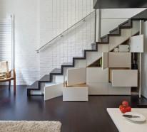 Wohnzimmer einrichtungsideen mit attraktivem mobiliar for Wohnraumgestaltung farben ideen