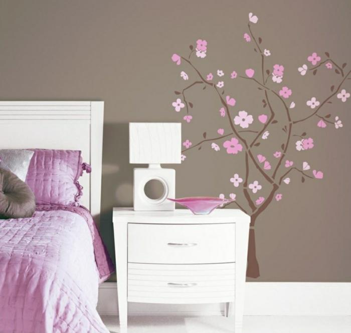 60 wohnungseinrichtung ideen die fr hlingsfarben in der inneneinrichtung. Black Bedroom Furniture Sets. Home Design Ideas