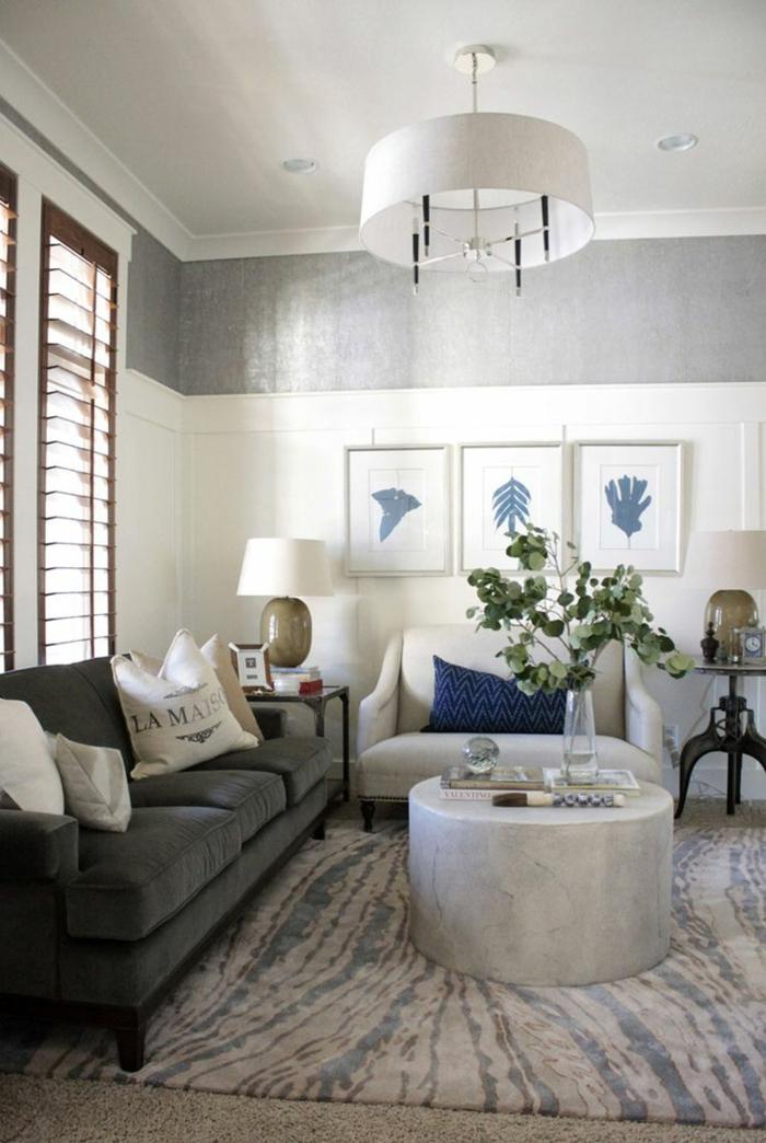 60 wohnungseinrichtung ideen die fr hlingsfarben in der for Wohnungseinrichtung ideen wohnzimmer