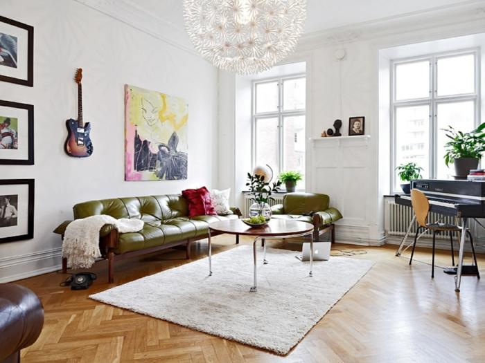 wohnungseinrichtung modern wohnzimmer ~ home design inspiration