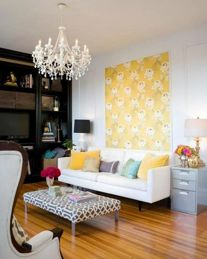11 Awesome Diy Home Decor Ideas: 60 Wohnungseinrichtung Ideen: Die Frühlingsfarben In Der Inneneinrichtung
