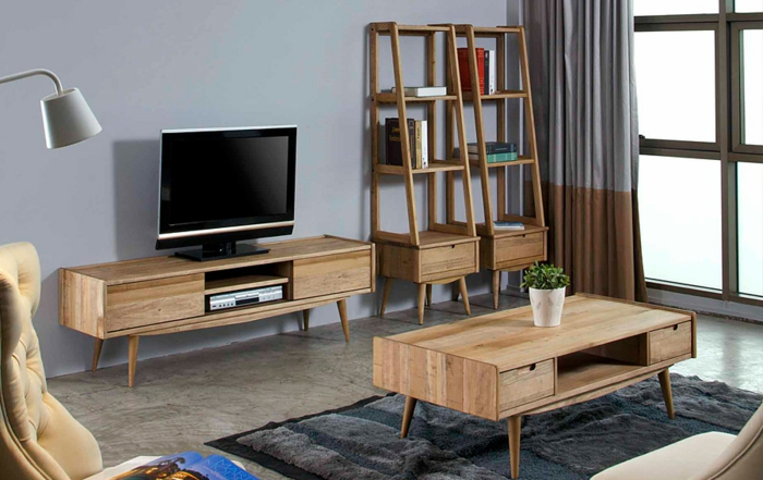 der 50er jahre stil liegt wieder voll im trend On wohnzimmer 50er jahre stil