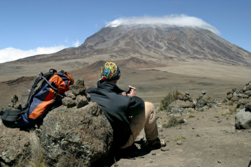 Bergsteiger Ziele weltweit Gipfelstürmer Extremsport