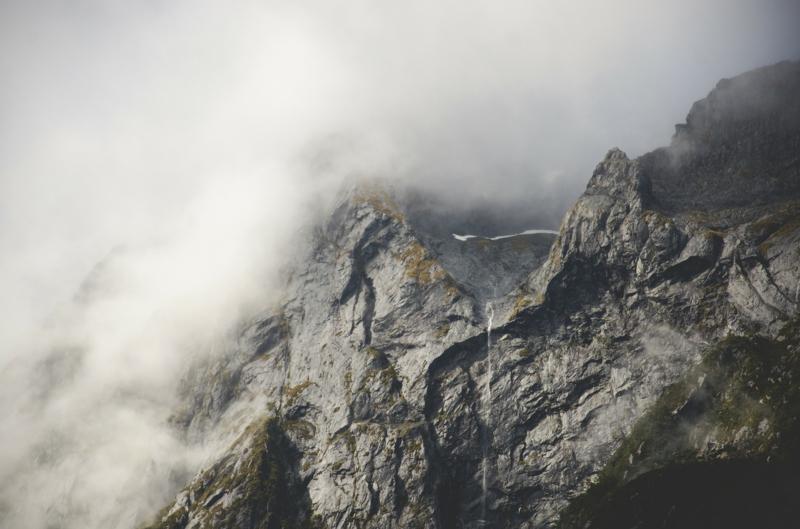 Bergsteiger und Gipfelstürmer Berge weltweit