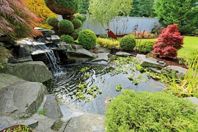 ▷ 1001+ Ideen Und Gartenteich Bilder Für Ihren Traumgarten Gartenteich Ideen Bilder