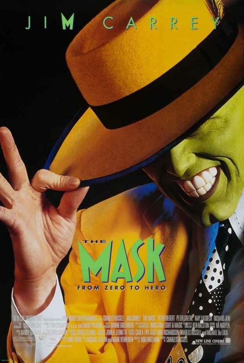Cameron Diaz Filme Die Maske Cover