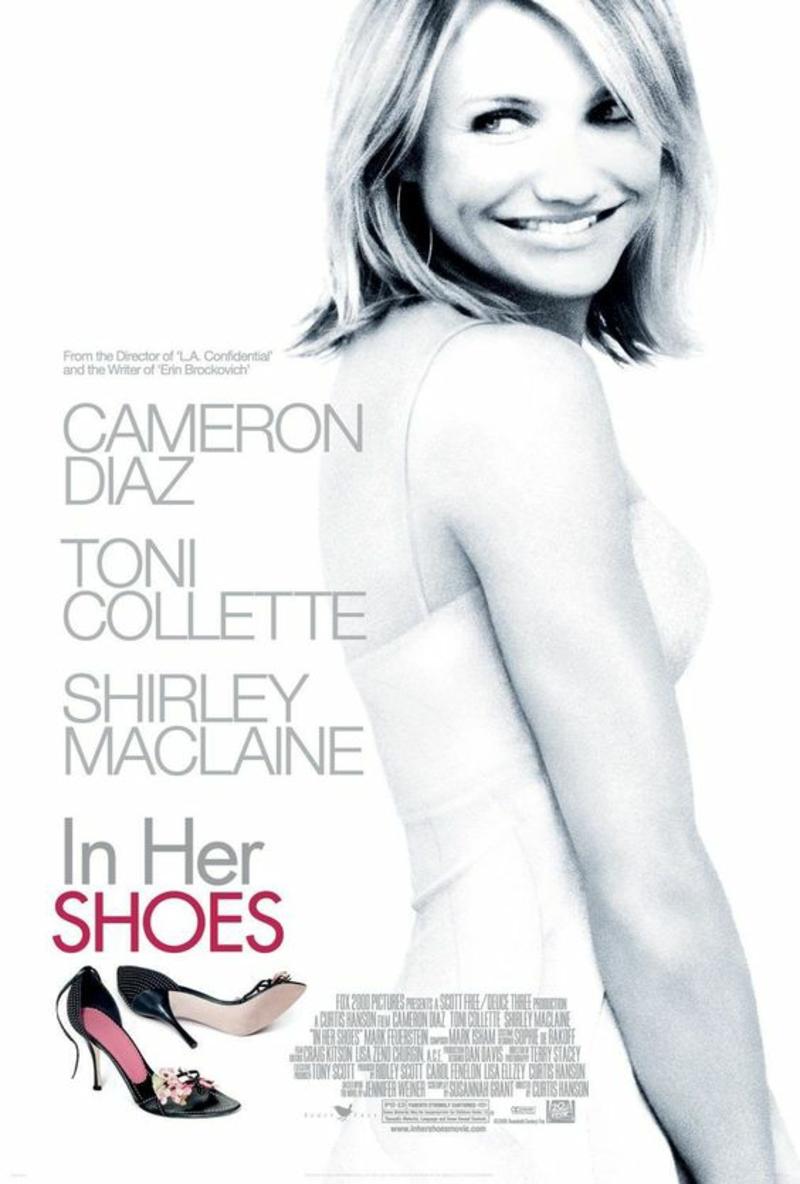 Cameron Diaz Filme in den Schuhen meiner Schwester