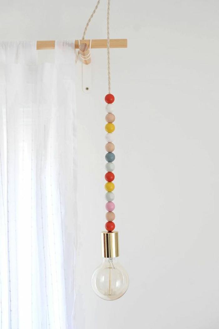 DIY Projekte Lampen selber machen DIY Lampen Beleuchtung