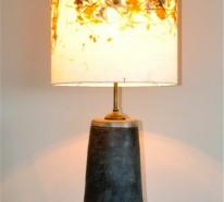 designer lampenschirme und lampenf e aus ton tolle akzente f r ihr zuhause. Black Bedroom Furniture Sets. Home Design Ideas