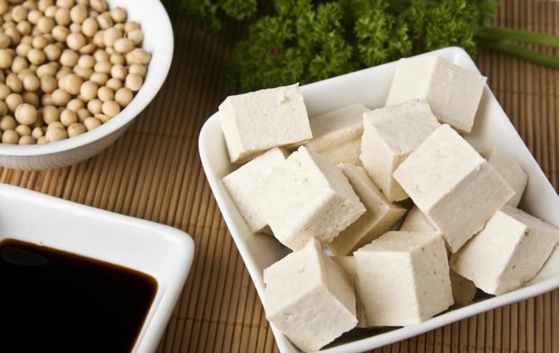 Eier Ersatz Tofu vegane Ernährung gesund kochen