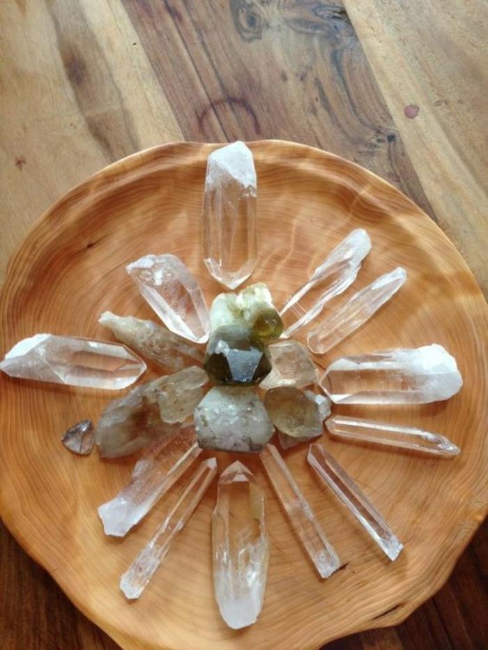 Feng Shui Bilder Wohnaccessoires positive Energie Mandala Edelsteine