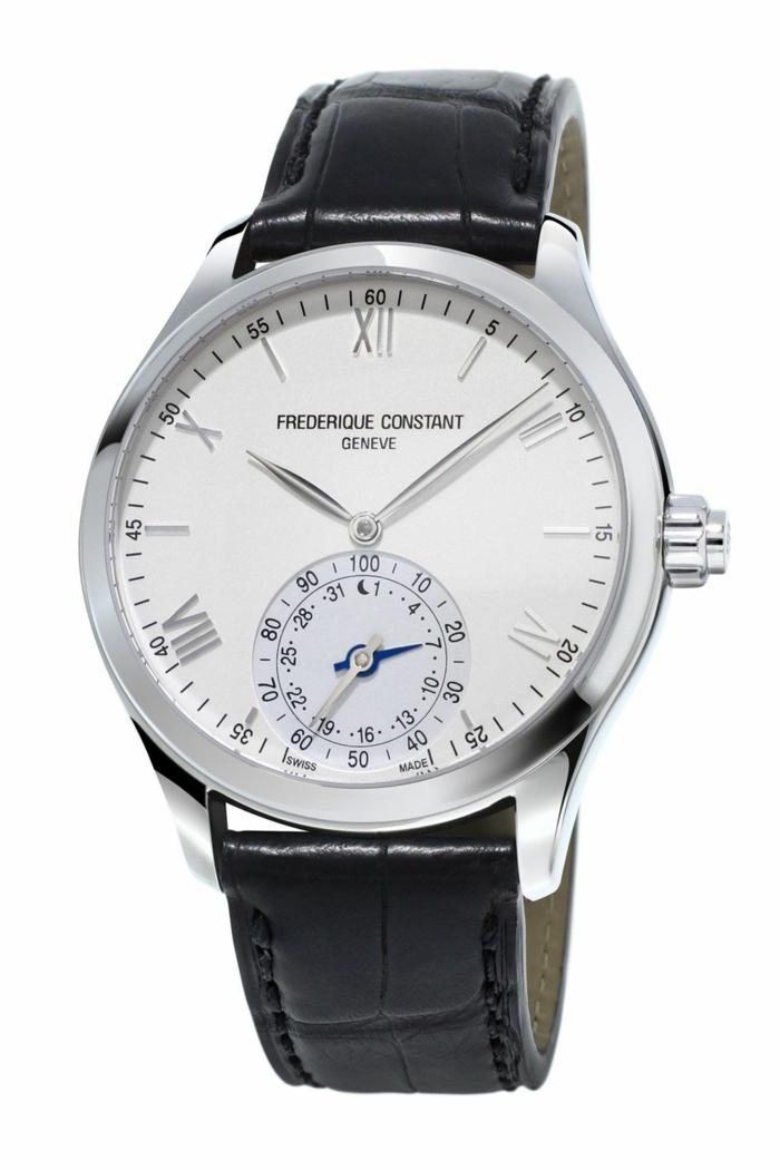 Frdrique Constant Uhrenmarken Herren Mode Herrenarmbanduhren