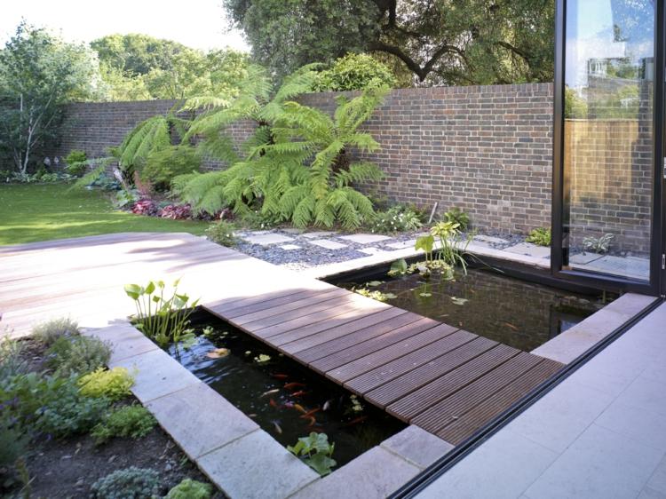 73 gartenteich bilder lassen sie von einem pr chtigen for Gartengestaltung teich