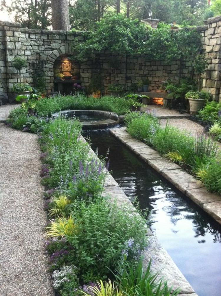 Gartenteiche beispiele for Gartenteiche bilder