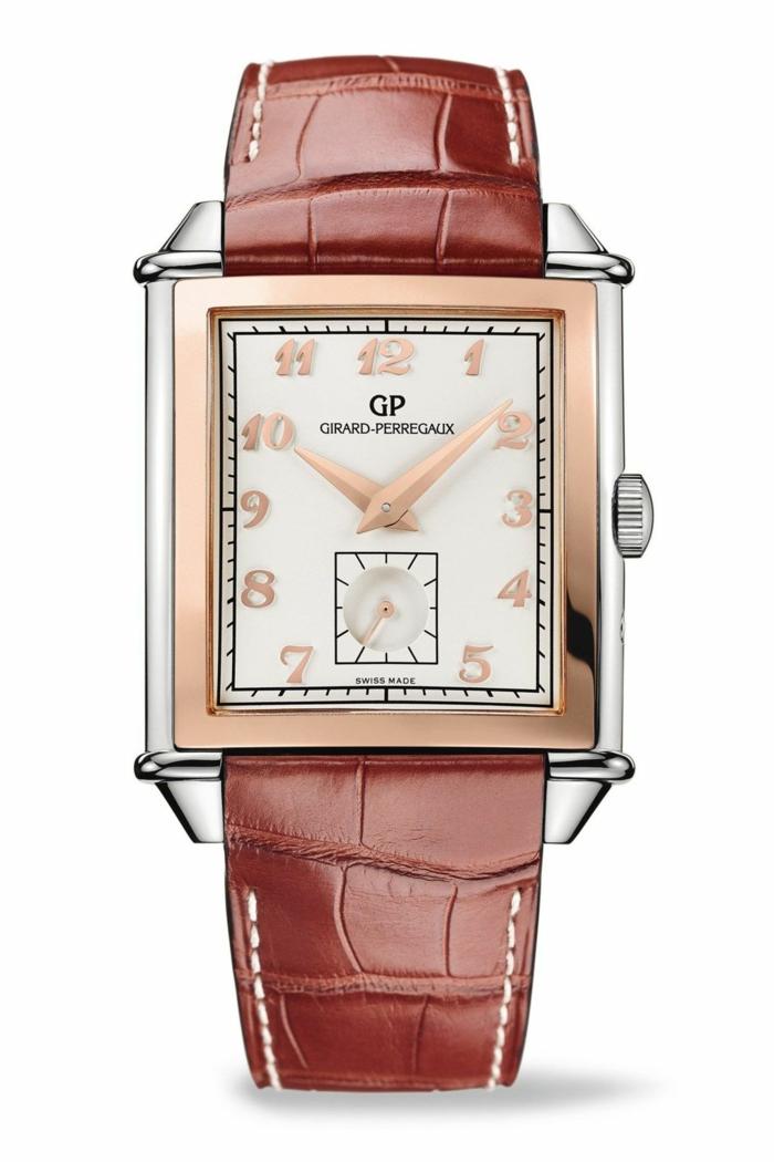 Girard Perregaux Uhrenmarken Herren Mode Herrenarmbanduhren