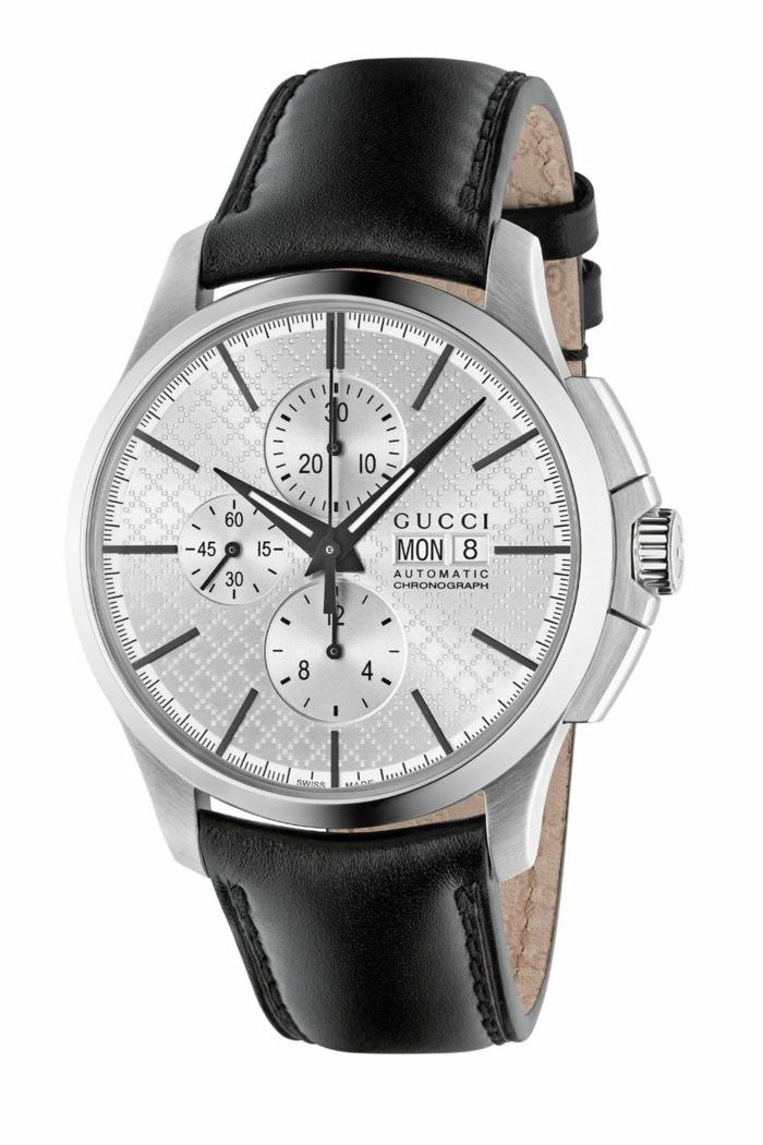 Gucci Uhrenmarken Herren Mode Herrenarmbanduhren