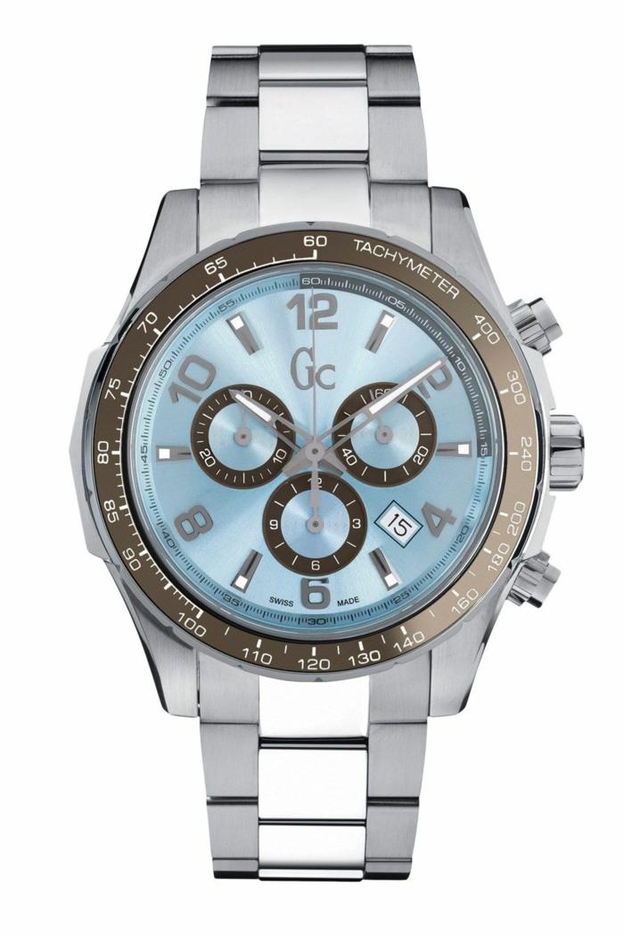 Guess GC Uhrenmarken Herren Mode Herrenarmbanduhren