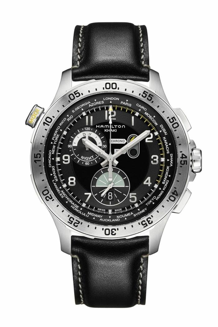 Hamilton Uhrenmarken Herren Mode Herrenarmbanduhren
