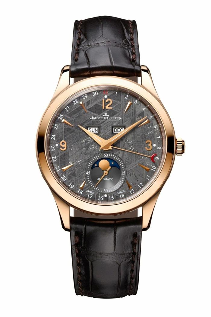Jaeger LeCoultre Uhrenmarken Herren Mode Herrenarmbanduhren