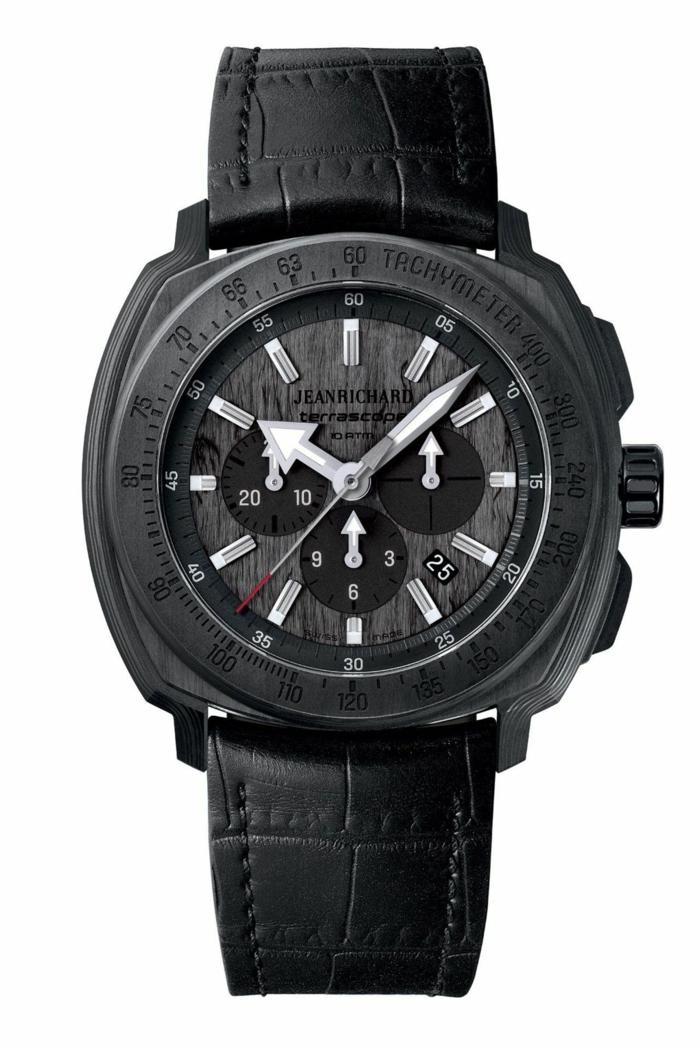 Jean Richard Uhrenmarken Herren Mode Herrenarmbanduhren