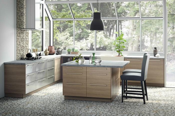 küchenplanung mit ikea küchen kann nur gut sein - Ikea Küche Metall