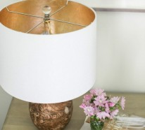 Originelle Lampen selber machen – 25 inspirierende Bastelideen