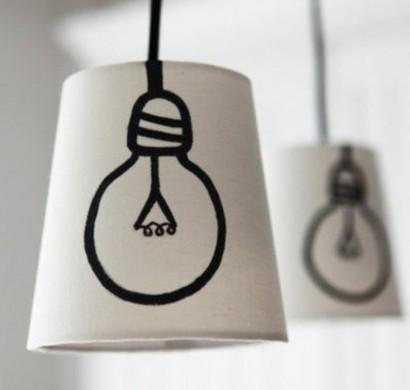 Originelle Lampen Selber Machen U2013 25 Inspirierende Bastelideen
