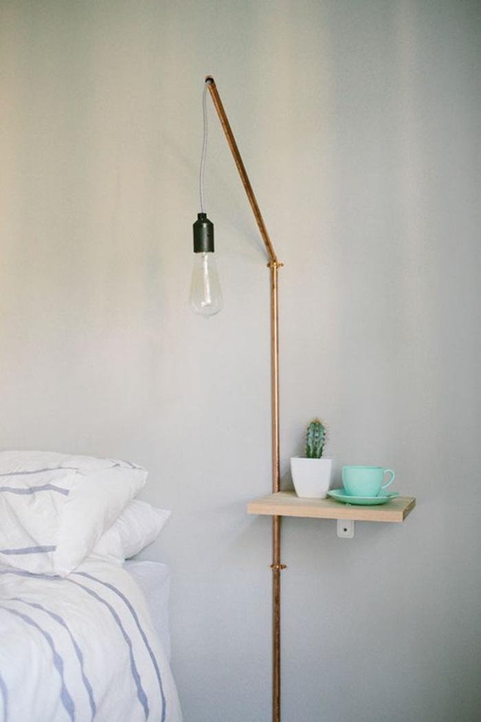 lampen selber machen 25 inspirierende bastelideen. Black Bedroom Furniture Sets. Home Design Ideas