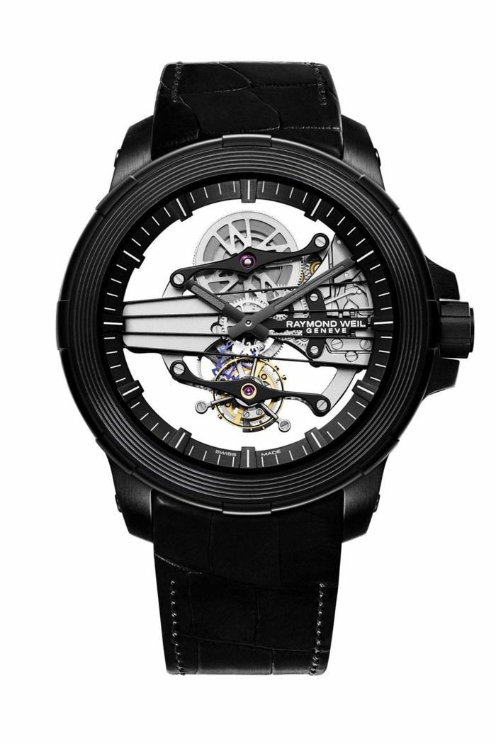 Raymond Weil Uhrenmarken Herren Luxusuhren Herrenarmbanduhren
