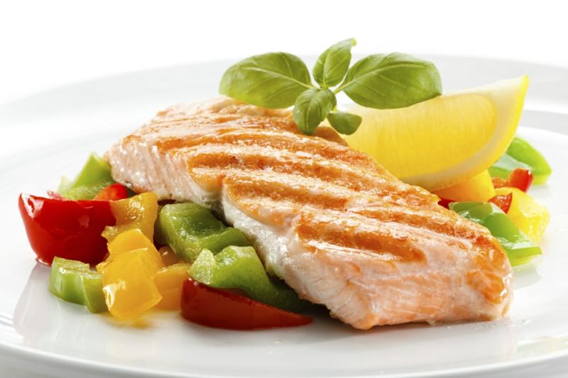 Schilddrüse gesunde Ernährunge bei Schilddrüsenerkrabkung Fisch