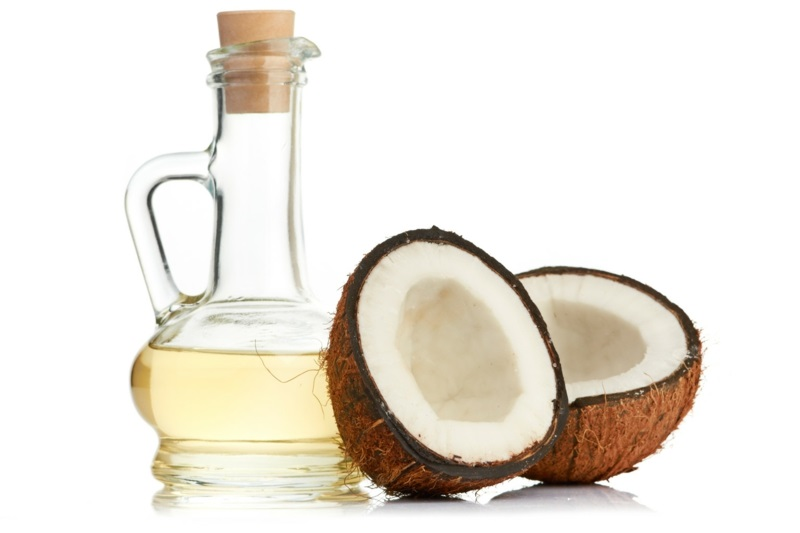 Schilddrüse gesunde Lebensweise Kokosöl