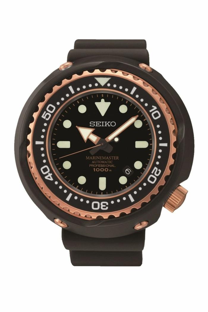 Seiko Uhrenmarken Herren Luxusuhren Herrenarmbanduhren