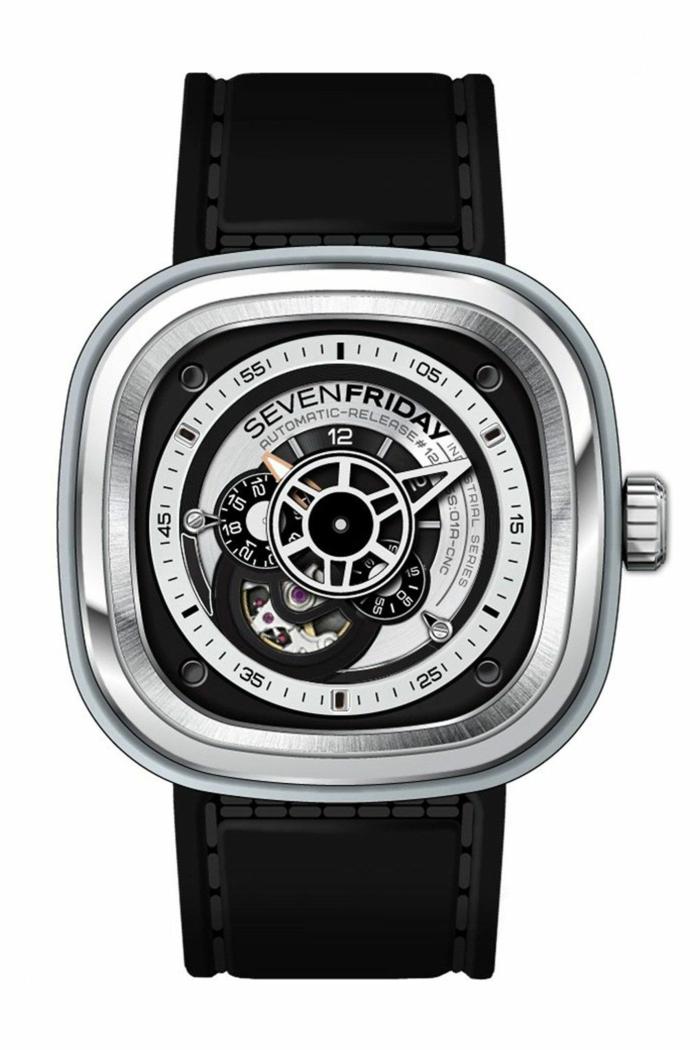 Seven Friday Uhrenmarken Herren Luxusuhren Herrenarmbanduhren