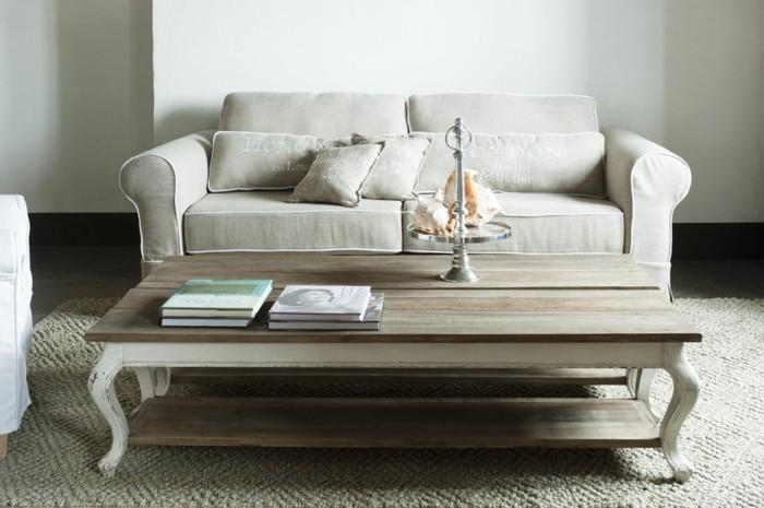 Sisalteppich beiges sofa möbel trend