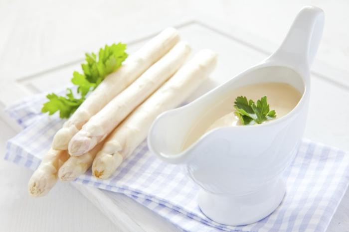 Spargelrezepte Spargel kochen Spargel gesund spargelzeit gut