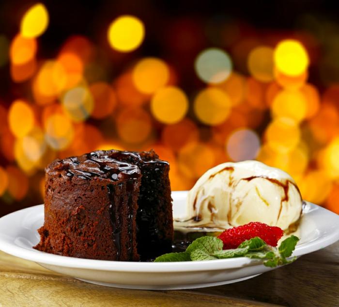 abnehmen gesund leckere desserts kuchen vermeiden