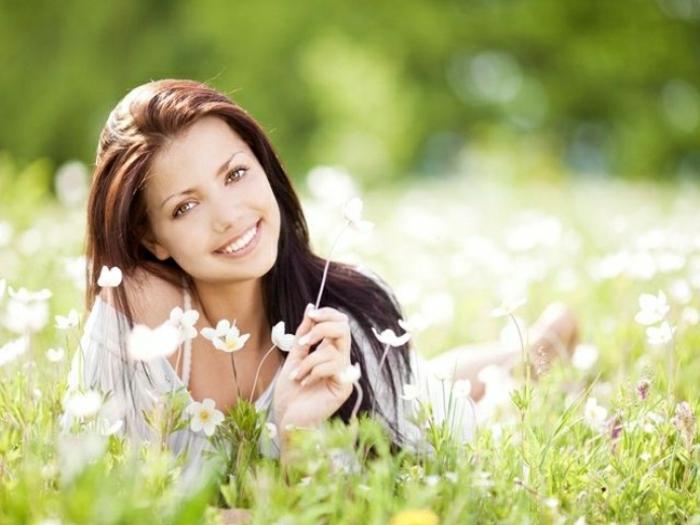 abnehmen gesund richtige ernährung zeichen glücklich sein