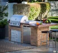 Außenküche selber bauen – 22 gute Ideen und wichtige Tipps