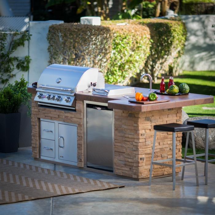 Außenküche Selber Bauen 22 Gute Ideen Und Wichtige Tipps